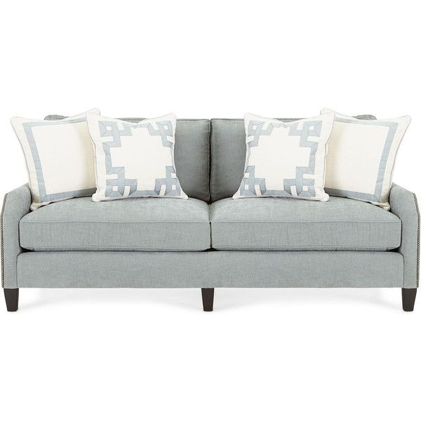 Bernhardt Bridgewater Sofa 1 899 Liked On Polyvore Featuring