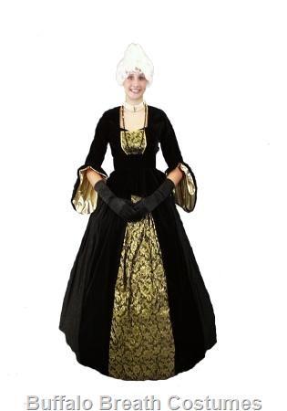 english upper class 1700s dress corset and jacket