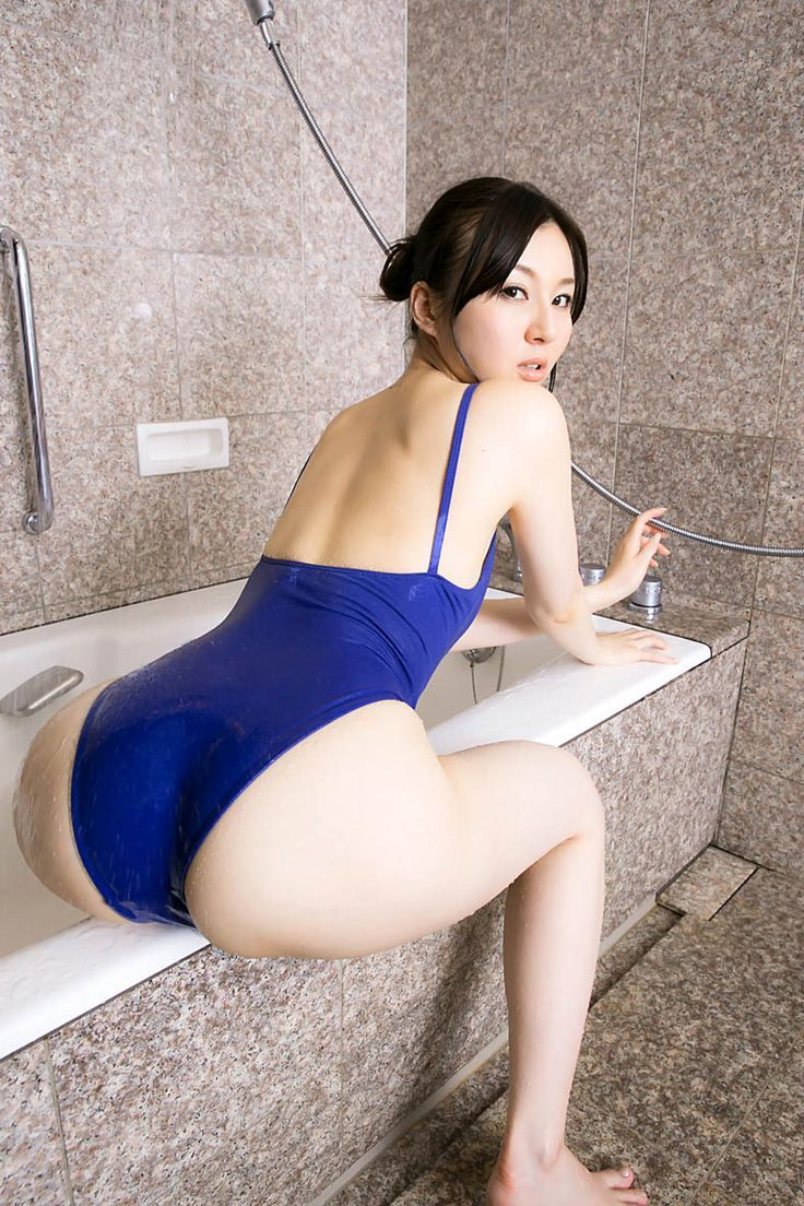 Japanese woman nice butt nude just