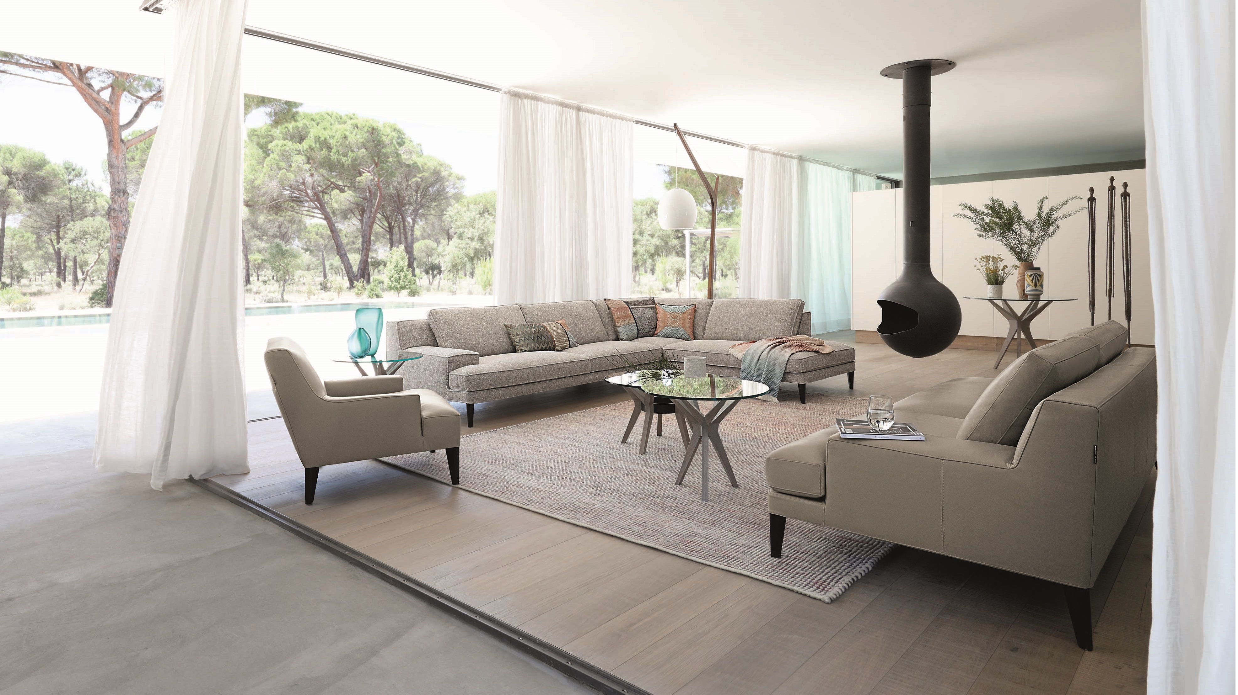Roche Bobois Playlist Sofa Designed By Castello