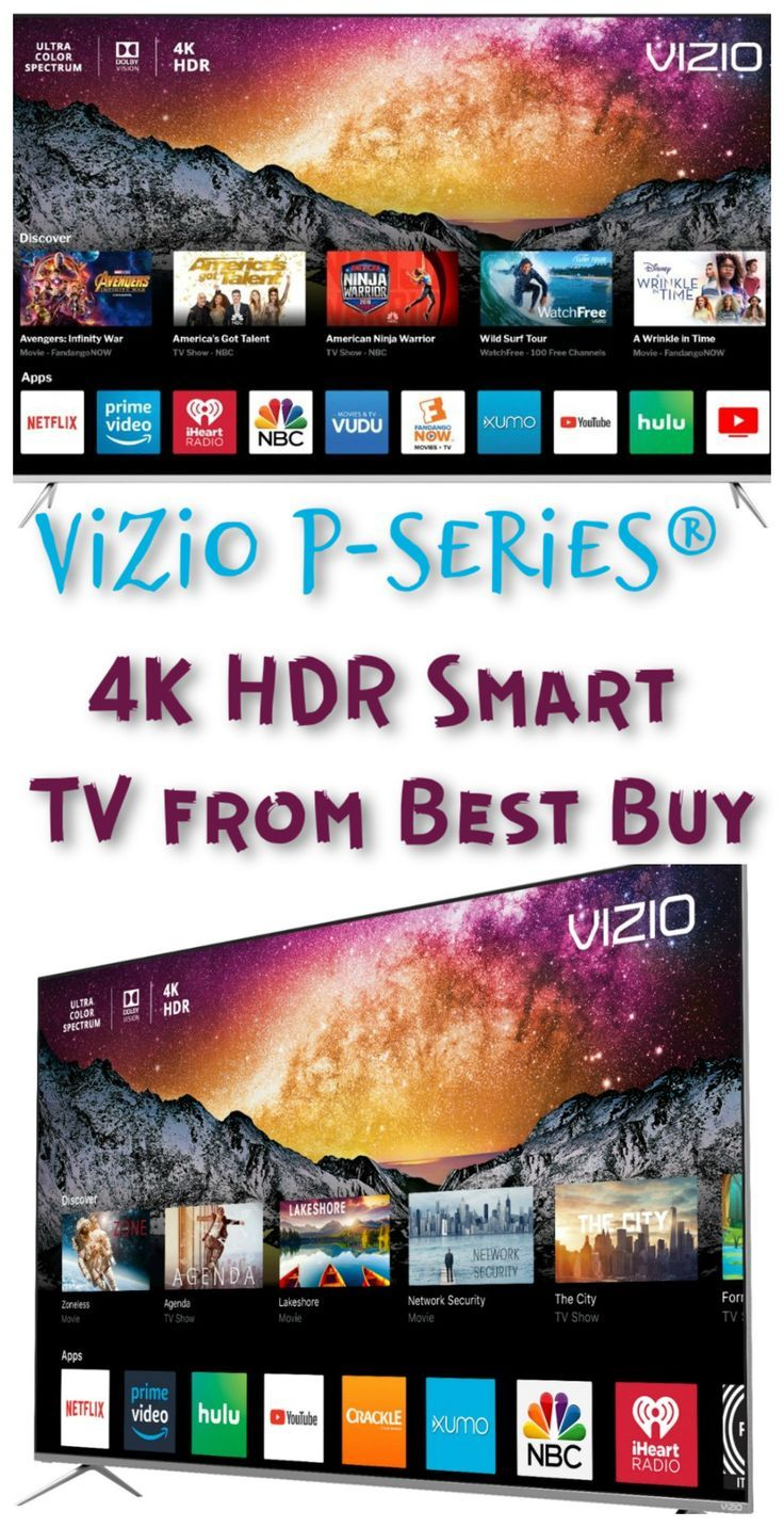 Get the Greatest Entertainment Experience with VIZIO P