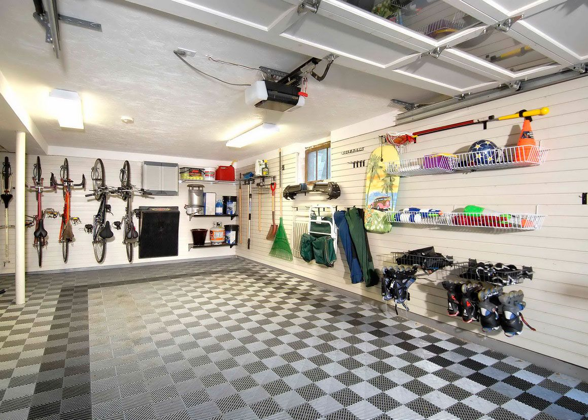 Cool Garage Ideas Design How Create Simple