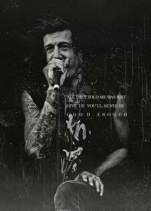Of Mice & Men Austin Carlile.