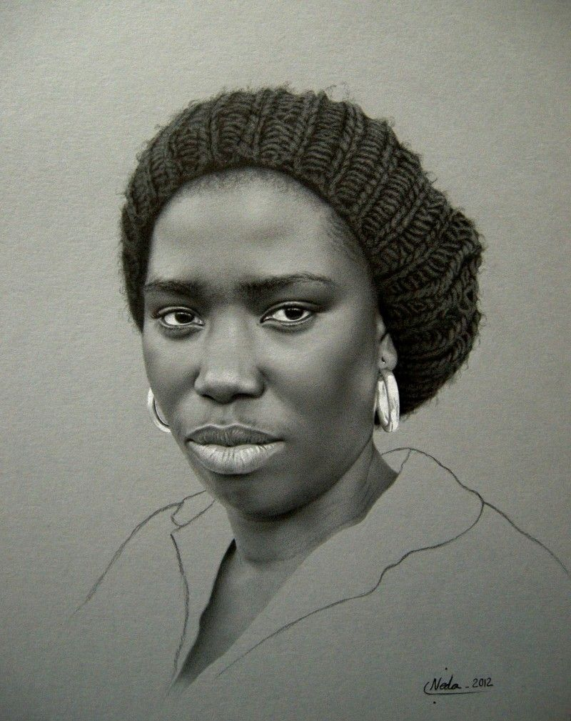 African Pencile Arts