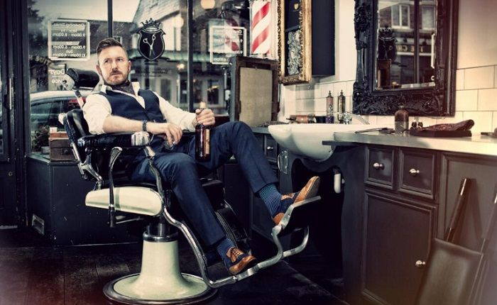 Barber Shop in London The Groom Room Mens ascot