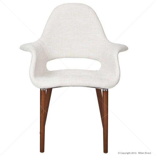 Eames   Saarinen Replica Organic Chair   White  149 00 client chairs 2x  each officeEames   Saarinen Replica Organic Chair   White  149 00 client  . Eames Saarinen Replica Organic Chair Perth. Home Design Ideas