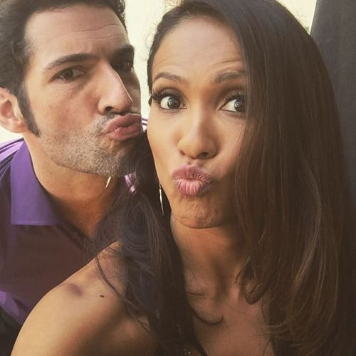 Netflix Saves Fox S Lucifer From Cancellation: Tom Ellis & Lesley-Ann Brandt