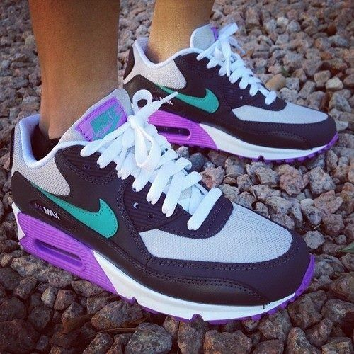 expedido En otras palabras de múltiples fines  i love these colors and nike airs make me a lil taller | Nike shoes women  fashion, Sneakers fashion, Fresh shoes