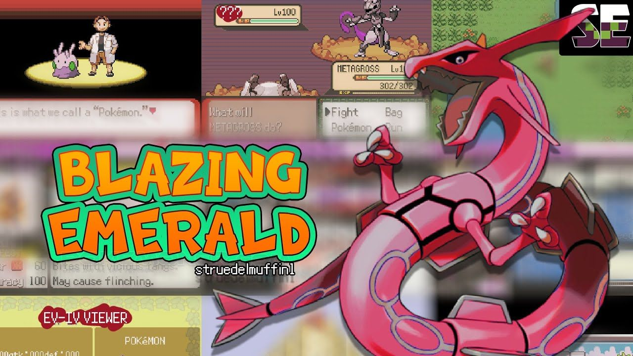 Liked on YouTube: Red Zone with more legendary pokemon in Pokemon Blazing  Emerald by struedelmuffin1 | Pokemon emerald, Pokemon, Pokemon red
