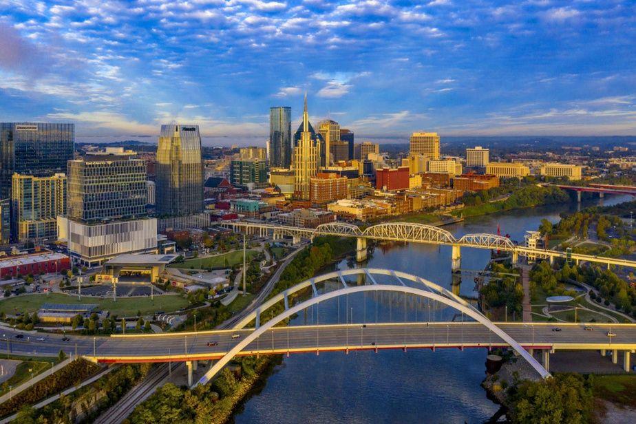 Nouveau vol sans escale vers Nashville Visiter new york