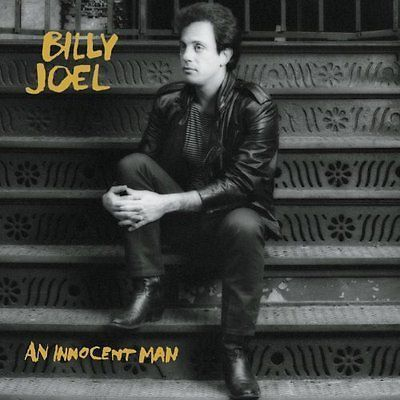 An Innocent Man [Audio CD] BILLY JOEL