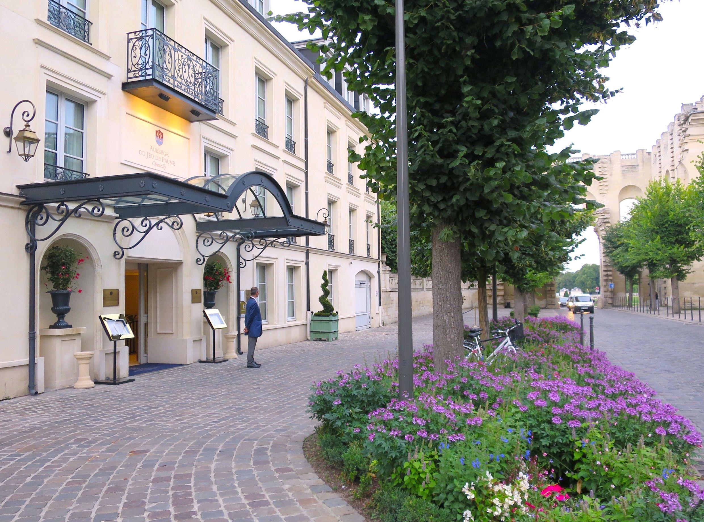The Auberg Chantilly Luxury Hotel Near Paris France