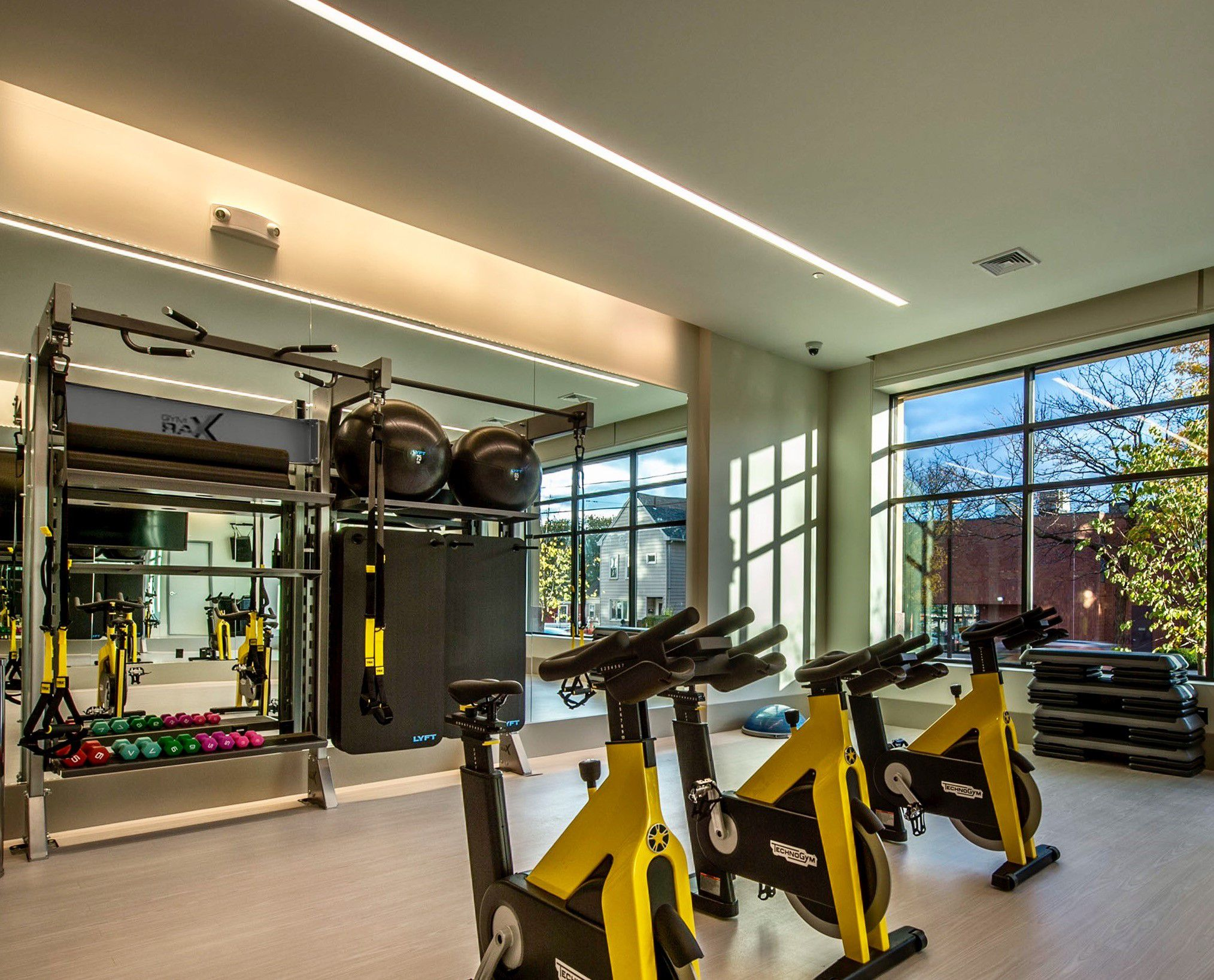 Get Inspired See Conceptual Gym Rax Configurations And Our Featured