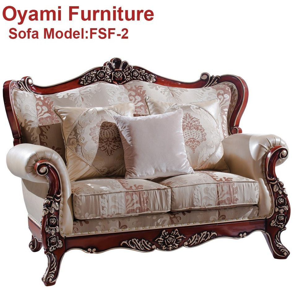 Novel Design Hot Beautiful 100 Handmade Wooden Funiture Sofa Home
