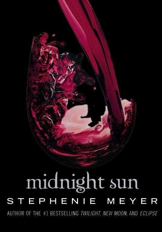 twilight sun midnight book full of