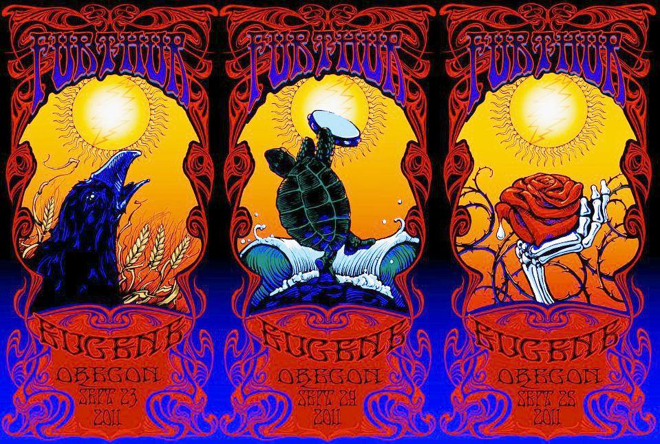 Furthur - Eugene Sept 2011