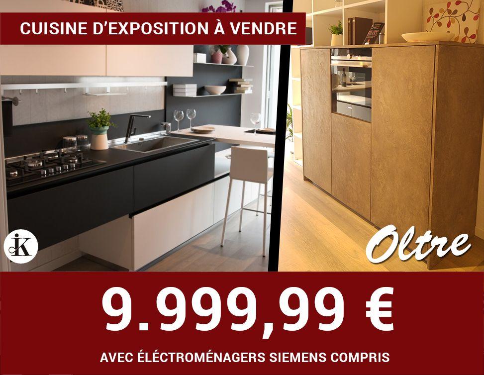 showroom italian kitchen de jemappes