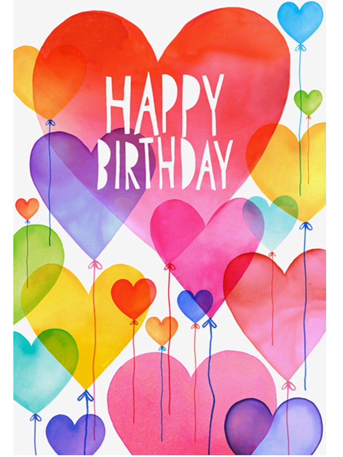 Birthday Happy birthday images, Happy birthday greetings