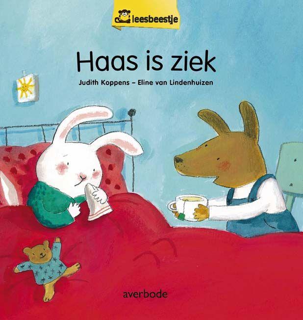 Leesbeestje : Haas is ziek