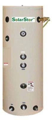 Solar Water Storage Tank- SolarStor 119 gallon SDCE