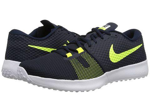 Nike Zoom Speed TR 2 Obsidian/White/Volt - 6pm.com · Nike ZoomUniversity SneakersBlack WhiteShoes