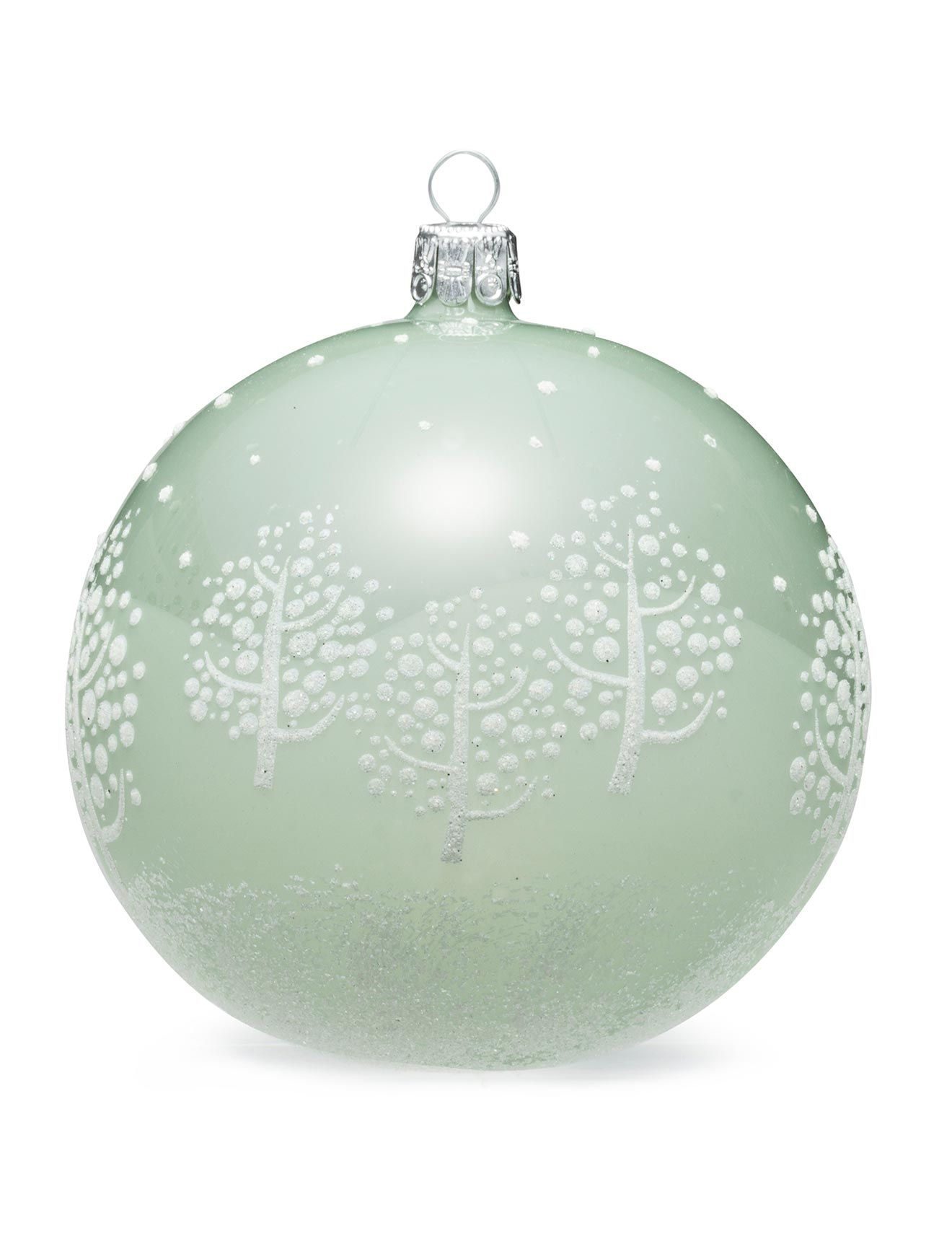 Coastal Snow Tree Ornament at David Jones Store | Crafts - Christmas ...