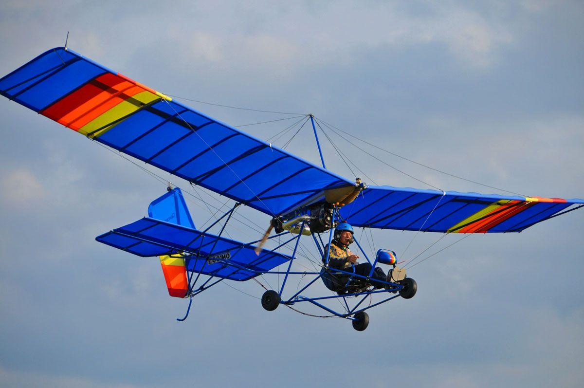 We Be James & Belite Aircraft: Ultralight Aircraft/Avionics