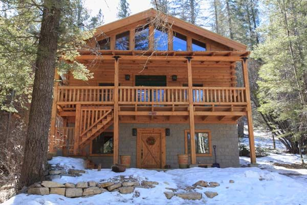 Cloudcroft Properties Vacation Homes Simple Cabins Cloudcroft New Mexico Cabin