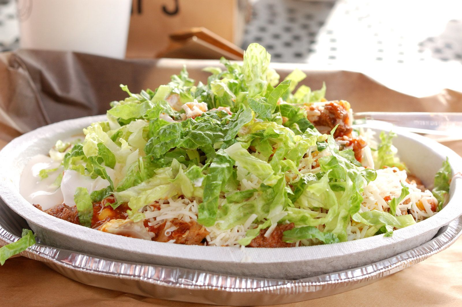 Chipotle is one of my favorite fastcasual restaurant