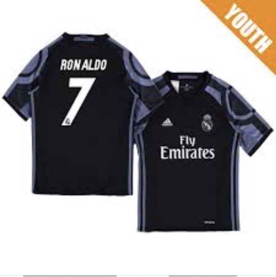 new product 4fce7 6e4ac cristiano ronaldo jersey ebay