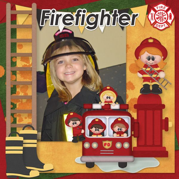 911, by Charly Renay Designs, is the perfect kit for those fire and firehouse themed photos.  It is filled with whimsical firefighters and typical fire themed elements.    http://www.godigitalscrapbooking.com/shop/index.php?main_page=product_dnld_info&cPath=29_273&products_id=28491