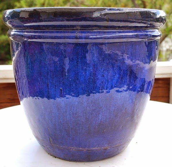How To Maintain Outdoor Glazed Ceramic Planters Large Garden Planters Large Garden Pots Planter Pots Outdoor