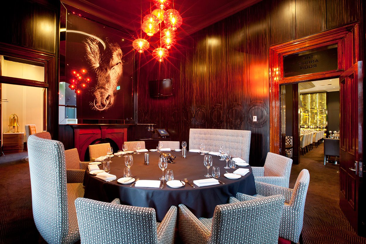 Moo Moo The Wine Bar Grill Brisbane Bar Grill Wine Bar Interior Design