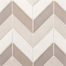 Subway Tile Chevron Pattern Kitchen Contemporary