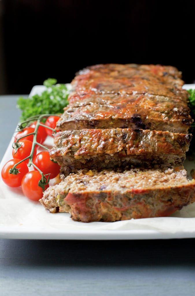 Pan de carne o Asado Alemán