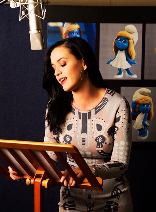 Image result for katy perry recording music