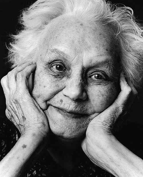 ***PORTRAITS OF PEOPLE SUFFERING FROM ALZHEIMER'S DISEASE***