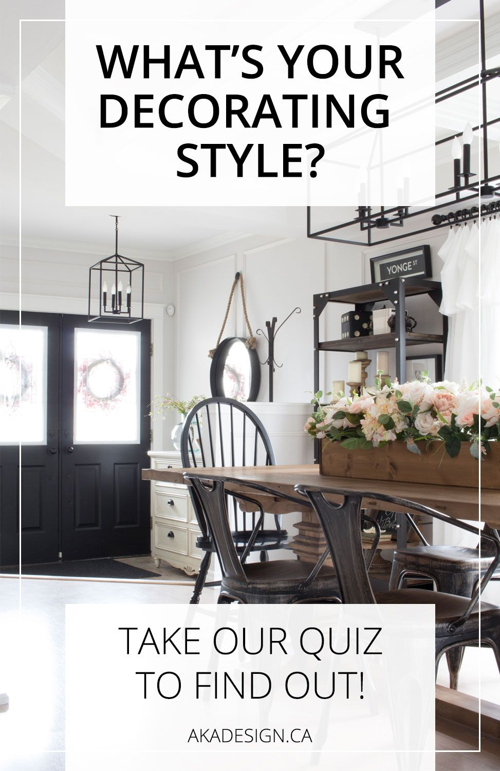 What\'s Your Decorating Style? [Quiz] | My House | Home decor ...