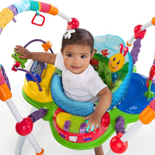 7075b2ae01b0 Walmart Baby Einstein Jumper