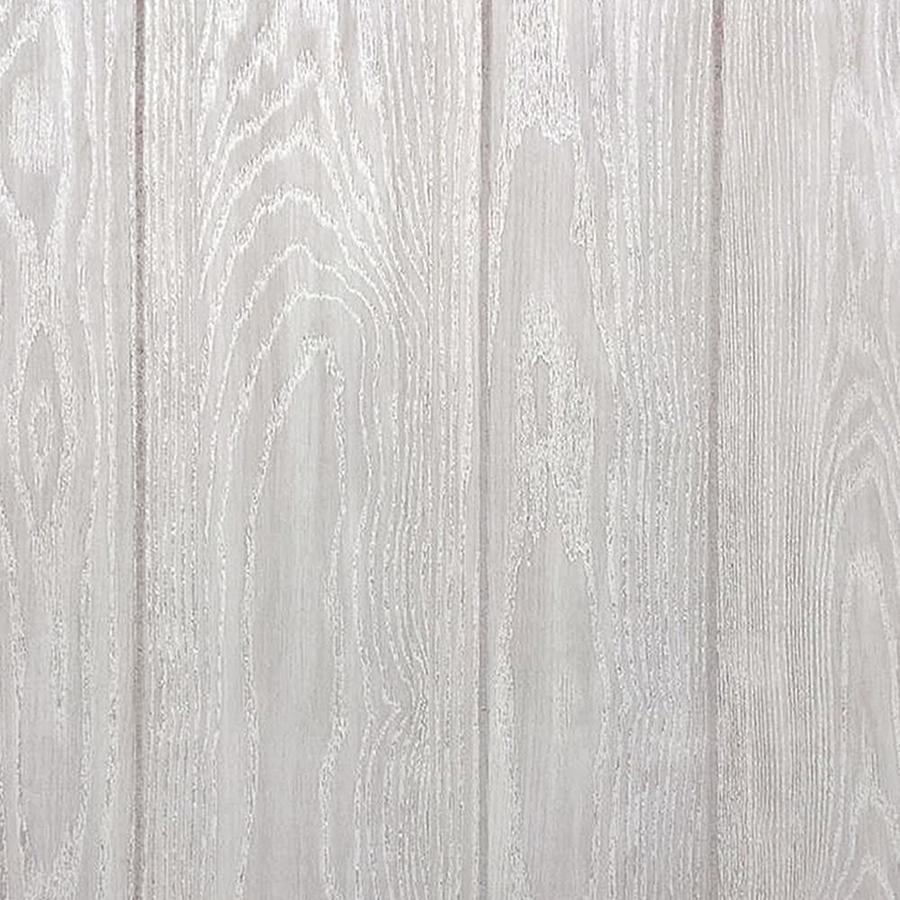 Chalked Oak Embossed Grey Oak Wall Panel Lowes Com Grey Oak Wall Paneling Painted Paneling Walls