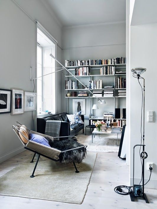 La belle maison suédoise de Jonas Ingerstedt | Interior | Pinterest