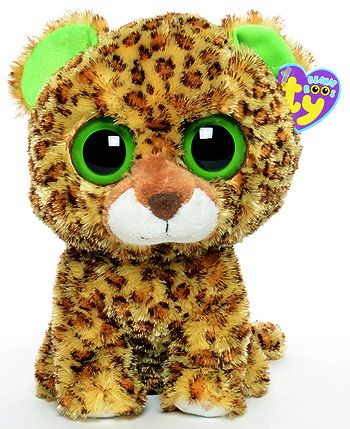 Speckles Medium Cheetah Ty Beanie Boos Stuffed Toys