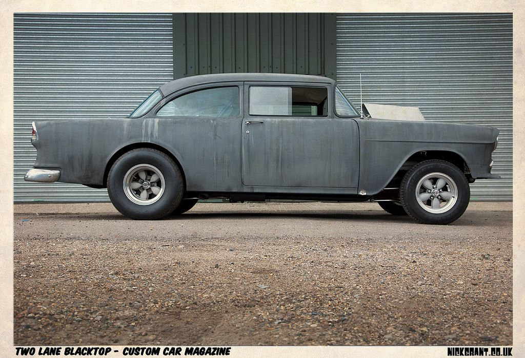 Two Lane Blacktop Custom Car Magazine Img 5268 Custom Cars Cars Movie Tv Cars