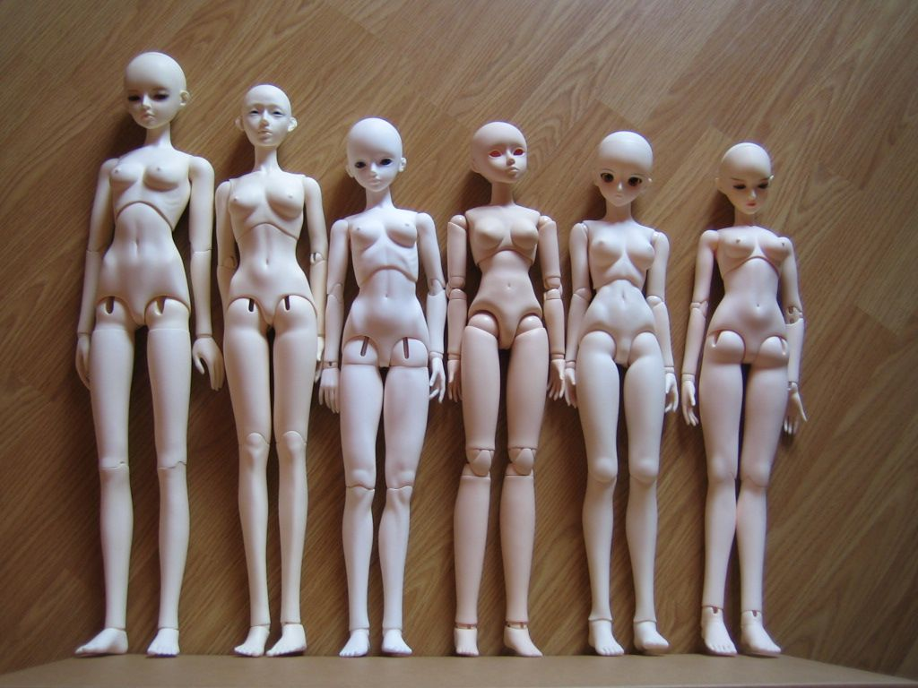 Dolls Animedolls Net Ball Joint Doll Comparison