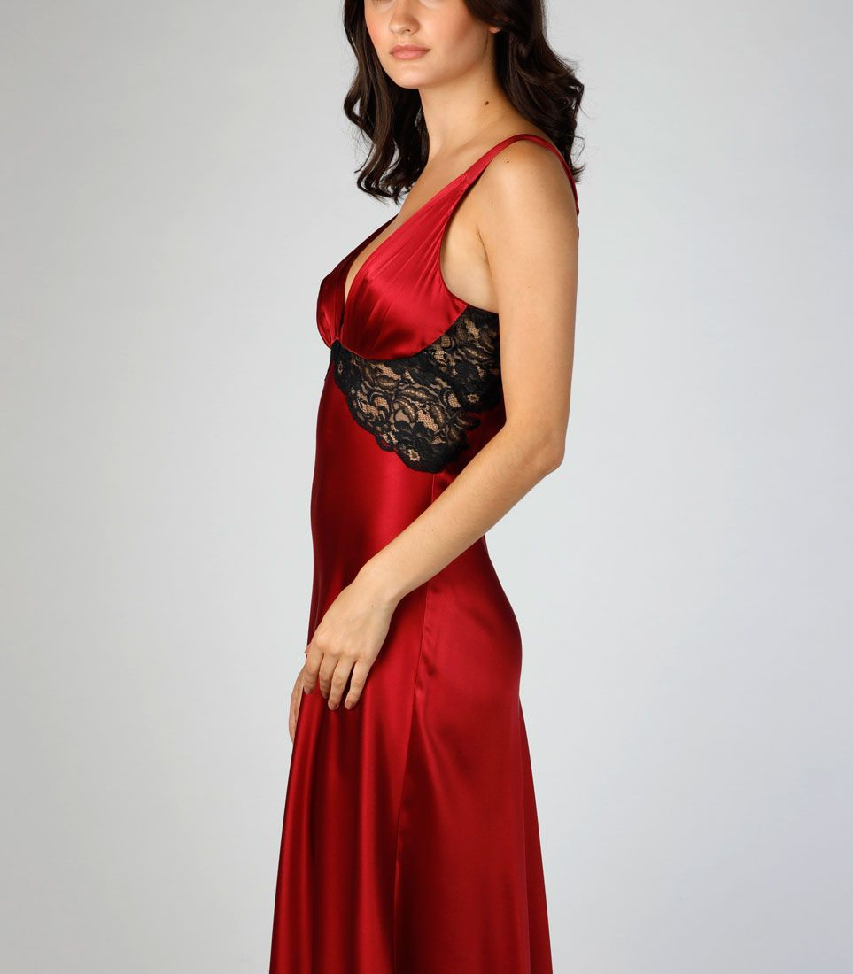 Glamour gown silk solids pinterest glamour gowns and silk