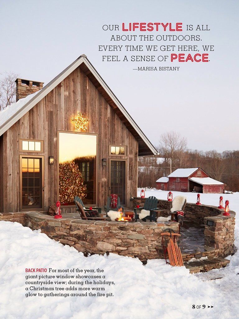 I saw this in the Dec/Jan 2014 issue of @countryliving.   http://bit.ly/1izmcxL