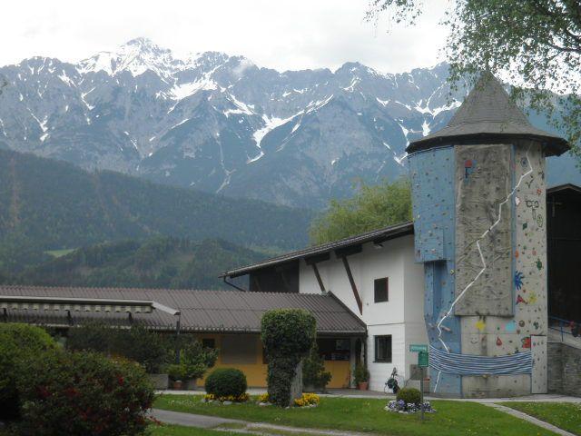 Alpencamping Mark in Weer - Oostenrijk