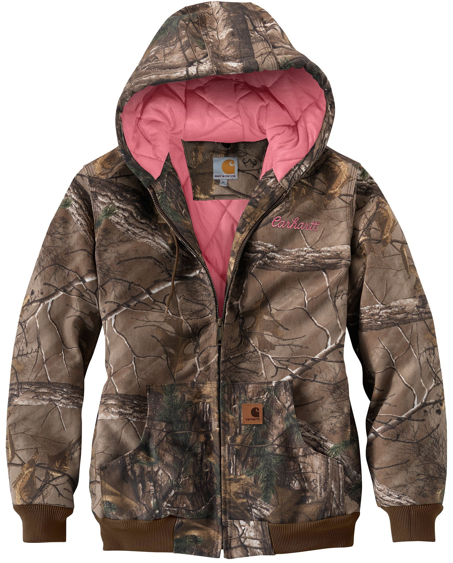 bb729893eea67 Carhartt Women's Realtree Xtra Camo Active Insulated Jacket ...