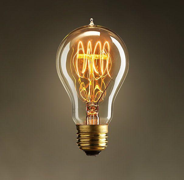 Exposition Quad Loop Small Filament Bulb Vintage Light Bulbs Filament Bulb Lighting Vintage Edison Bulbs
