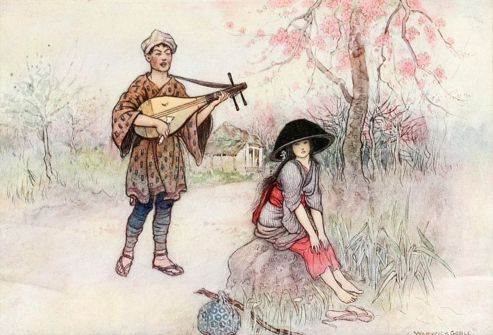 Image result for Warwick Goble The Black Bowl